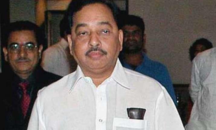 narayan rane quits maharashtra cabinet will remain loyal to