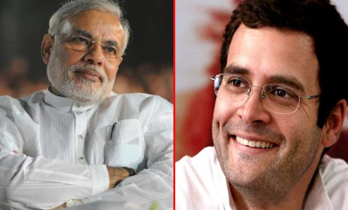 narendra modi and rahul gandhi a study in contrasts