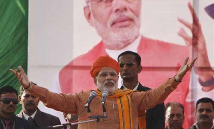 live reporting you can bring ram rajya narendra modi tells