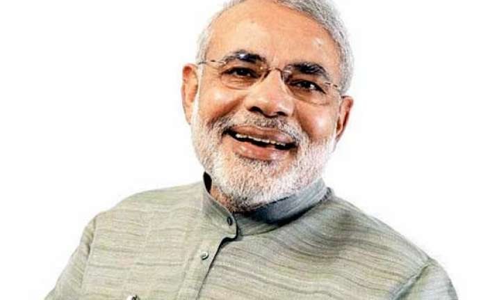 narendra modi missing from mps list on bjp website