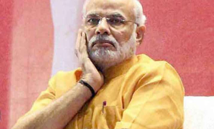 narendra modi marital status case offence committed but fir