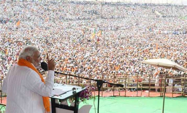 narendra modi rallies guinness urged to recognise record