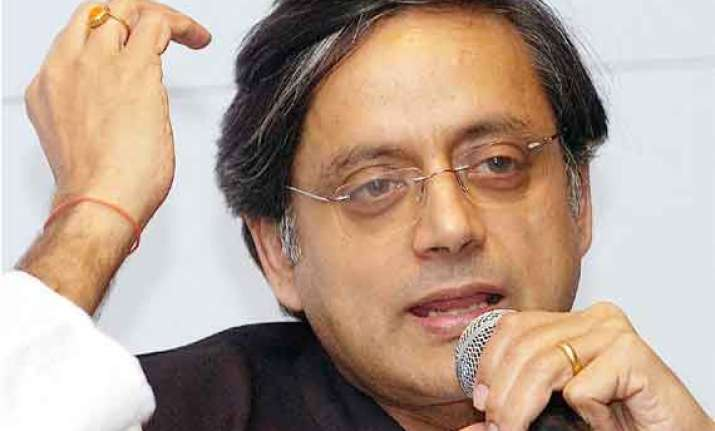 narendra modi style is one man rule shashi tharoor