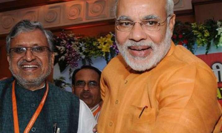 timeline of narendra modi s rise in politics