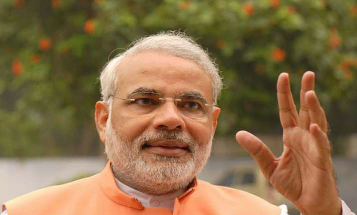 narendra modi to interact with people at tea shops on feb 12