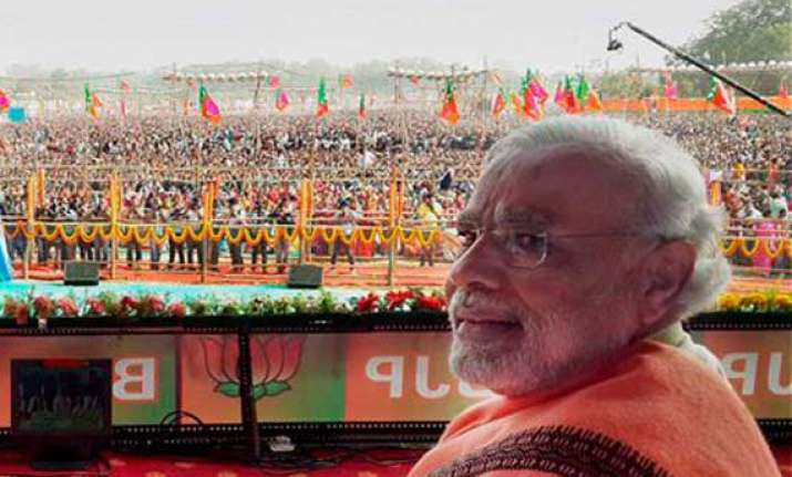 narendra modi to address185 rallies beginning march 26