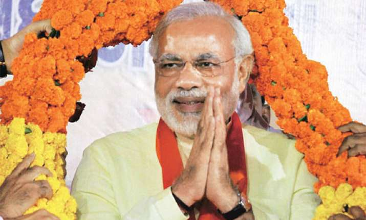 narendra modi to take oath as pm on may 26