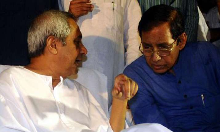 naveen patnaik is a traitor says pyari mohan mohapatra