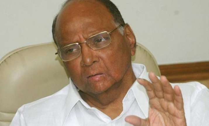 naxalism not just a law and order problem pawar