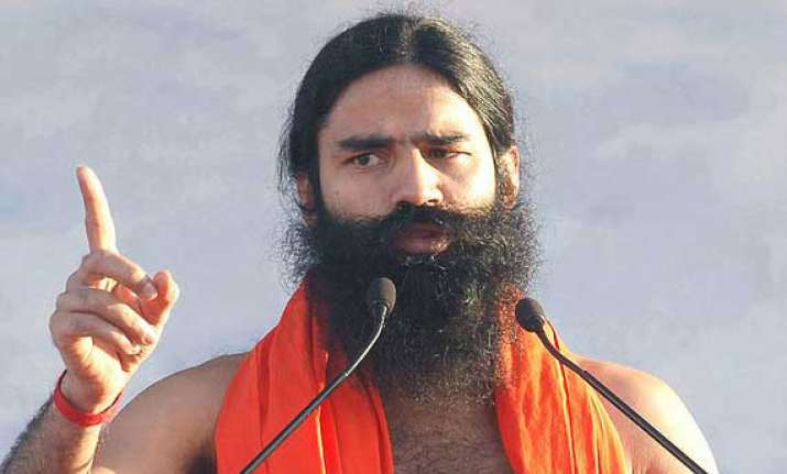 never said modi was in hurry to become pm ramdev
