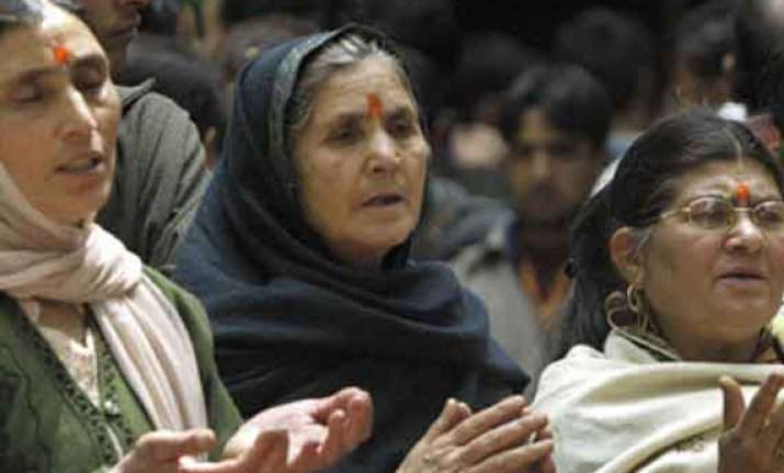 new package for rehabilitation of kashmiri pandits in offing