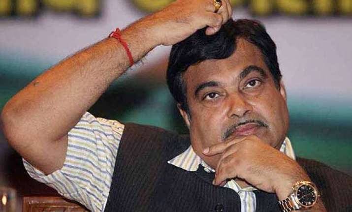 nitin gadkari dismisses reports of bugging
