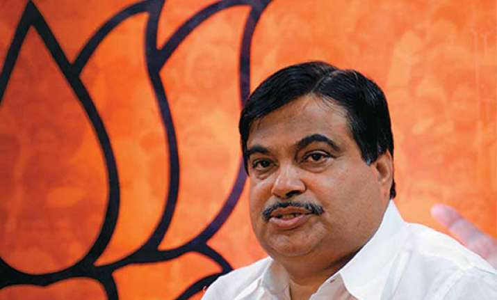 nitin gadkari s alleged shell companies subjected to on