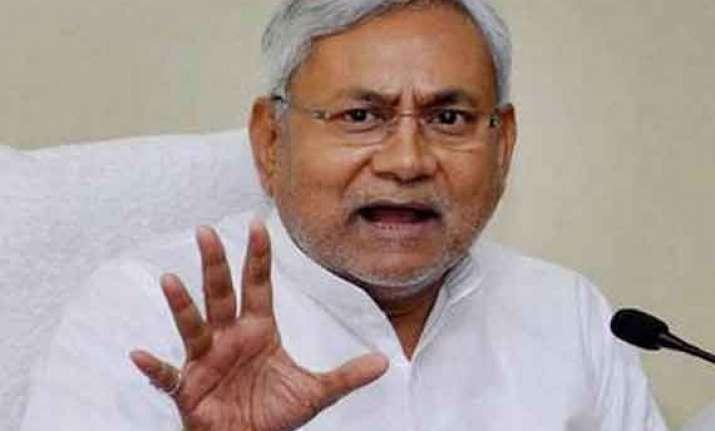 nitish kumar dubs modi govt budget as disappointing