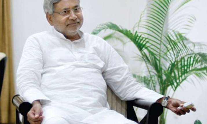 nitish calls situation difficult bjp hits back at jd u