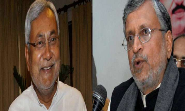 nitish govt s days are numbered bjp