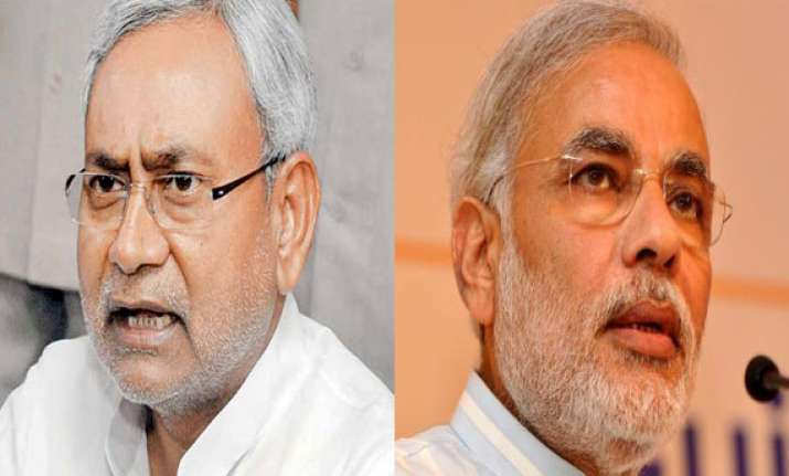 nitish parted ways with bjp due to pm ambitions modi