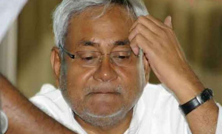 nitish quit as did not want to work with pm modi