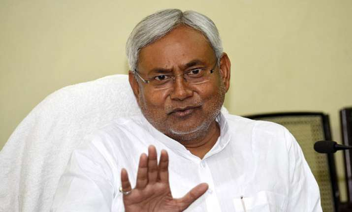 nitish rules out tie up with bjp in future