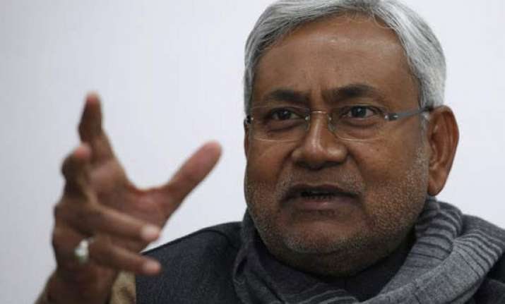 nitish supports food security bill in principle
