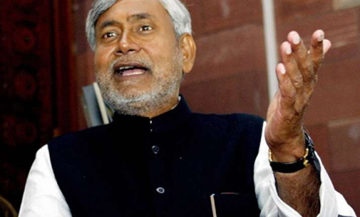 nitish asks jd u leaders not to make statements