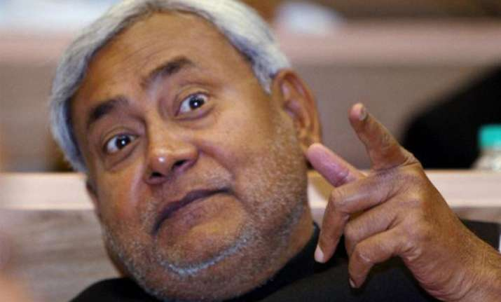 nitish asks modi to mind his own business