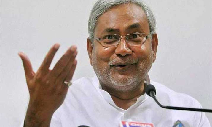 nitish describes bharat bandh as total success