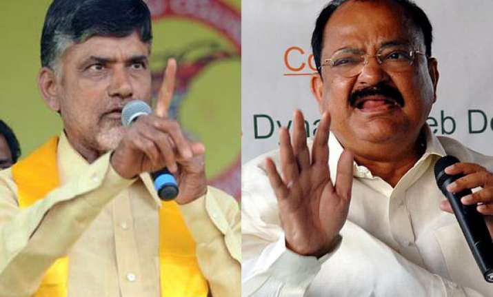 no bjp tdp deal in telangana bjp will fight alone