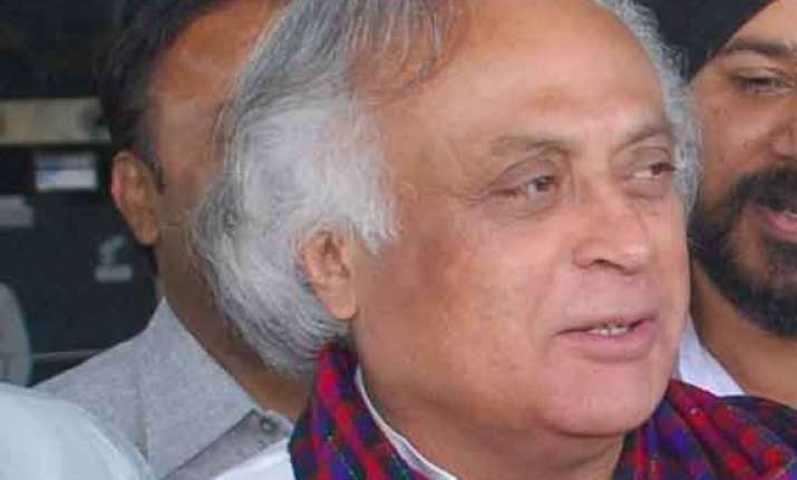 no modi wave only modi poison says jairam ramesh
