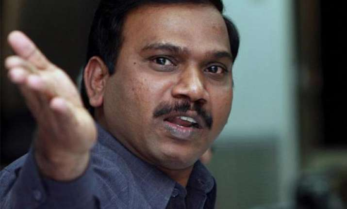 no evidence against me in the 2g scam a raja