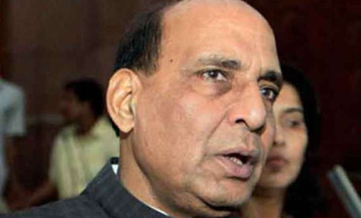 no historic files destroyed by home ministry rajnath singh