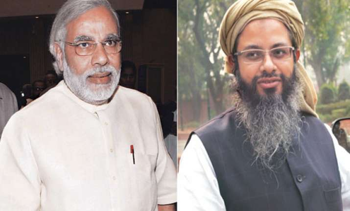 no need for modi to feel sorry for not wearing skull cap