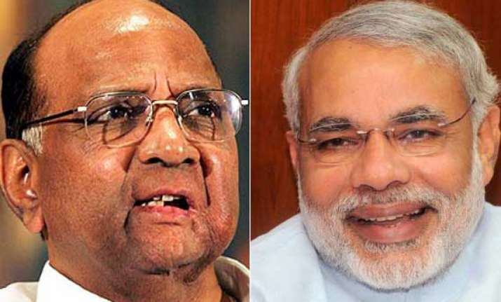 no need for debate after court ruling sharad pawar on modi