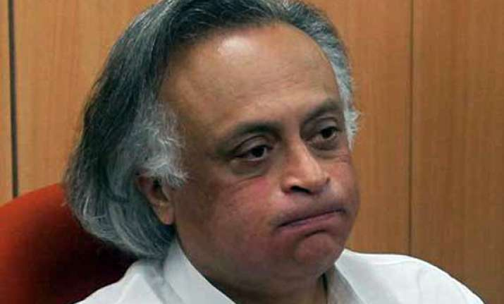 no tie up with trinamool jairam ramesh