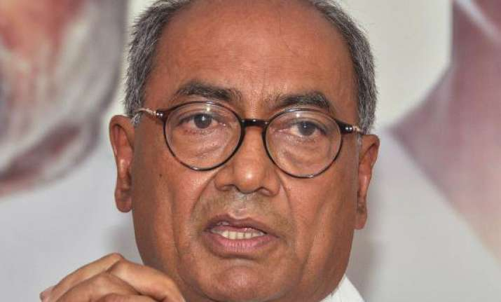 no turning back for congress on telangana says digvijay