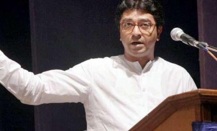 no alliance with bjp sena on cards says raj thackeray