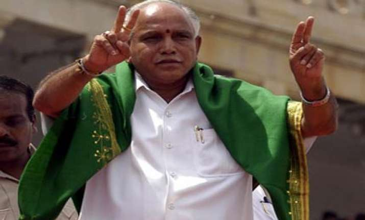 no change in bsy leadership says bjp