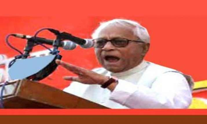 no development in railways for last two years buddhadeb