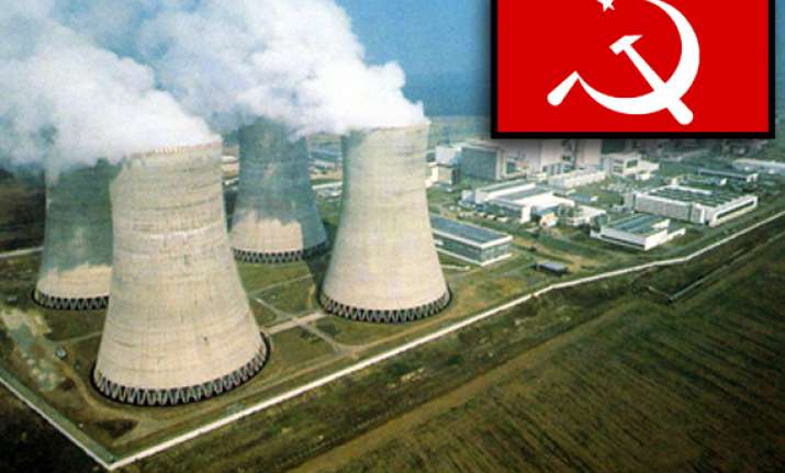 no diluting nuclear liability law says cpi m