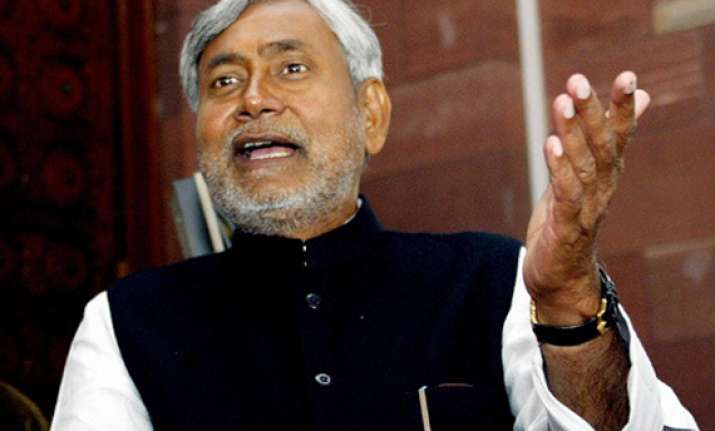 no decision yet on prez candidate says nitish kumar