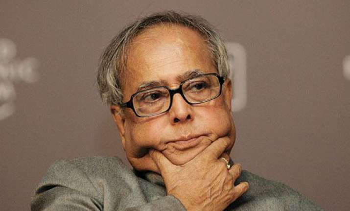 no one can become president on his own wish says pranab