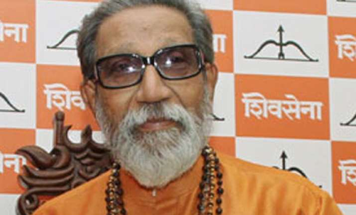 no re thinking on presidential candidate says shiv sena