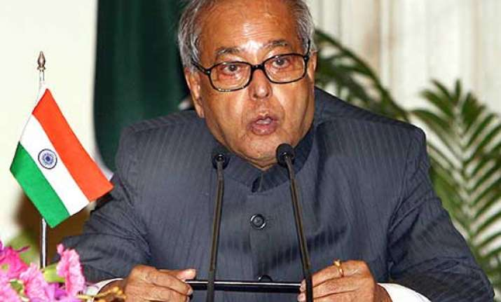 no regret for not becoming pm says pranab