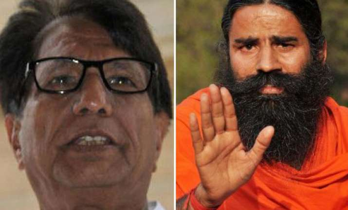 now rld comes out in support of ramdev s campaign
