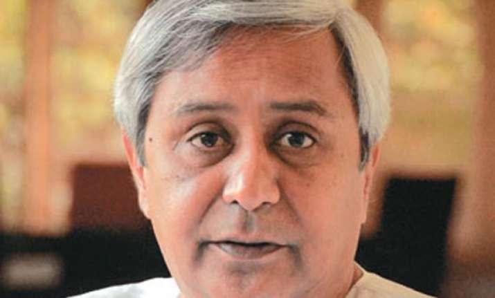 odisha cm attacks centre over special status demand