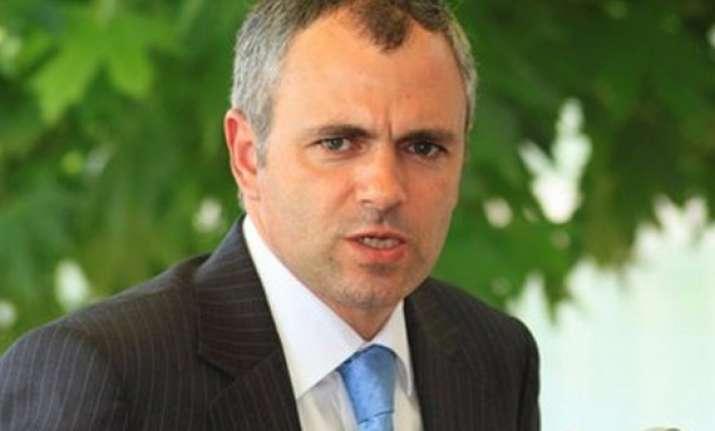 omar accepts kashmir junior home minister s resignation