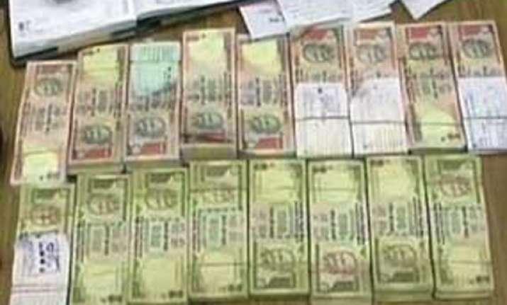 over rs.79 crore unaccounted cash seized so far