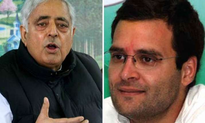 pdp draws rahul s attention to misuse of funds in j k