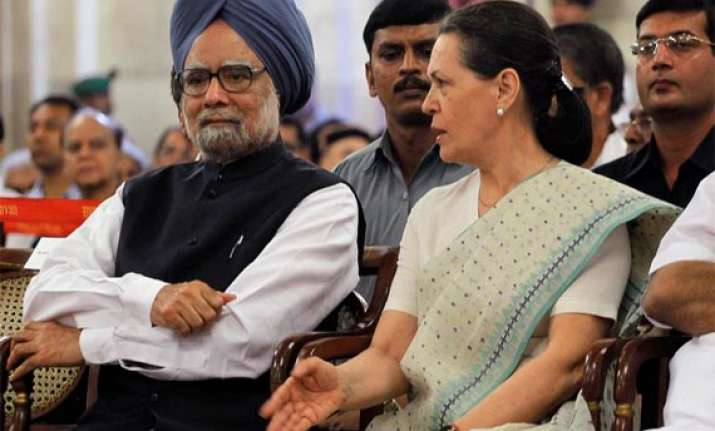 pm sonia to leave for chhattisgarh today