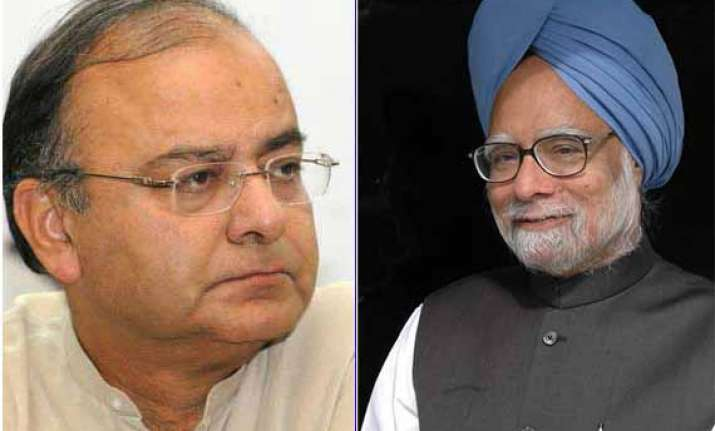 pm must be a leader not just a reader writes arun jaitley